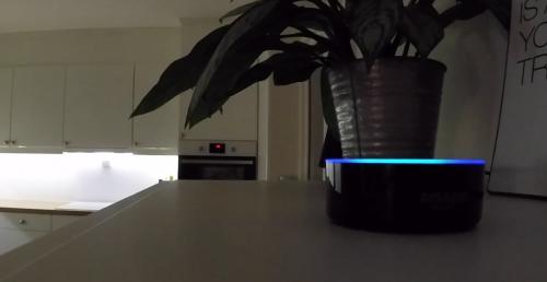 Alexa Controlling Light